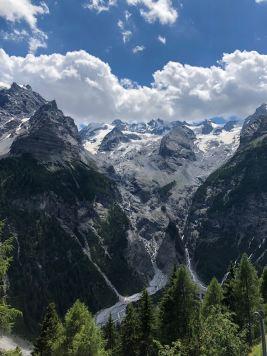 Umbrail Pass Views