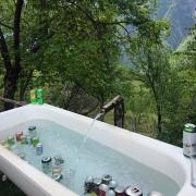 Refreshments on the Mountain