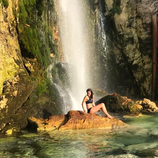 Grunas Falls
