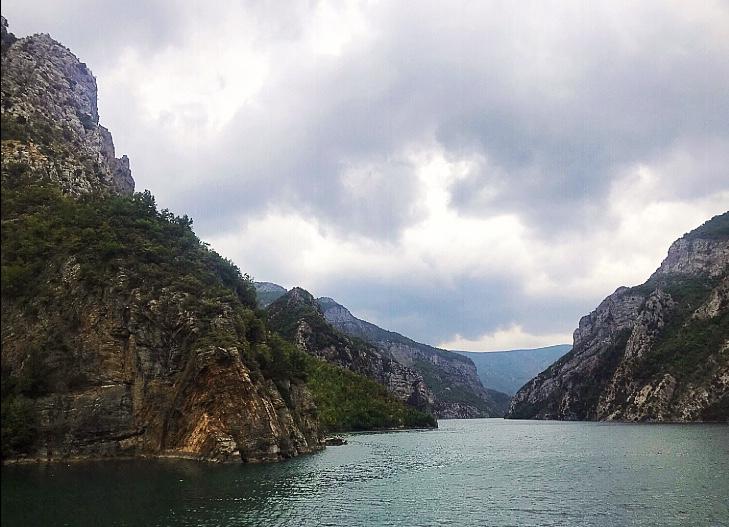 Lake Koban Ferry Ride